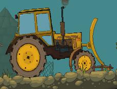 Tractorul Puternic