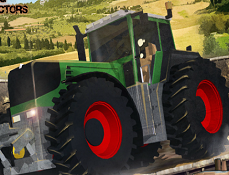 Tractorul de Curse
