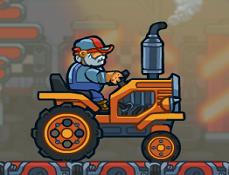 Tractorul de Iarna