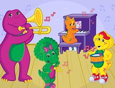 Trupa de Muzica a lui Barney