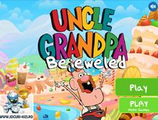 Unchiul Bunic Bejeweled cu Bomboane