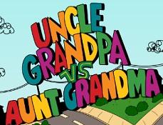 Unchiul Bunic Cursa cu Matusa Bunica