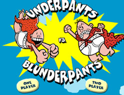 Underpants Vs Blunderpants