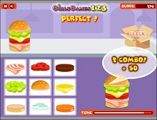 Hamburger Delicios