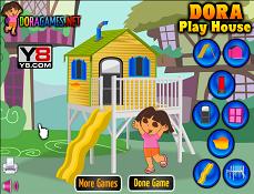 Locul De Joaca Al Dorei