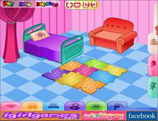 Dormitorul Fetei