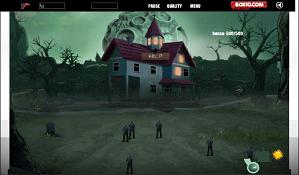 Zombie In Casa