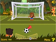 Fotbal Cu Patrula Junglei In Actiune