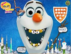 Olaf La Dentist