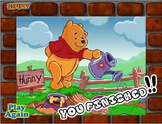 Pluzzle Cu Winnie De Plus