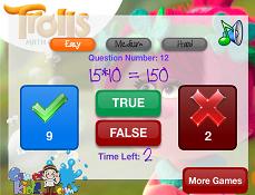 Test De Matematica Cu Trolii