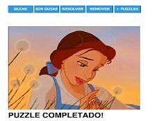 Puzzle Cu Belle