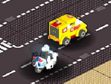 Urmariri de Politie Lego City