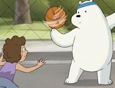 Ursul Polar Joaca Baschet Puzzle