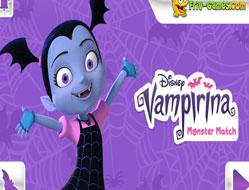 Vampirina Potriveste Monstrii