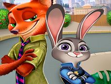 Zootropolis cu Nick si Judy