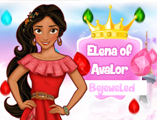 Elena din Avalor Bejeweled