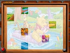 Puzzle Alaturi De Ursuletul Winnie