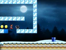Super Mario Aventura De Iarna