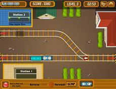 Parcheaza Trenul