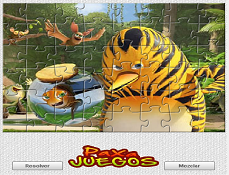 Puzzle Cu Patrula Junglei In Actiune