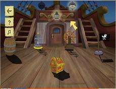 Jake Si Piratii Atacul Umbrelor