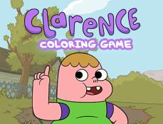 Clarence de Colorat
