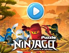 Lego Ninjago Puzzle
